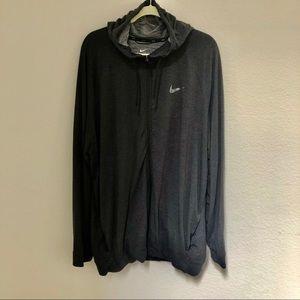 Nike Dri-Fit Zip- Up Hoodie